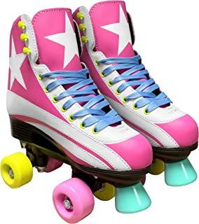 Stamp JQ200036 Patines a Ruedas Quad Roller T36, Girls, Rose