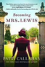Becoming Mrs. Lewis (Thorndike Press Large Print Christian Fiction)
