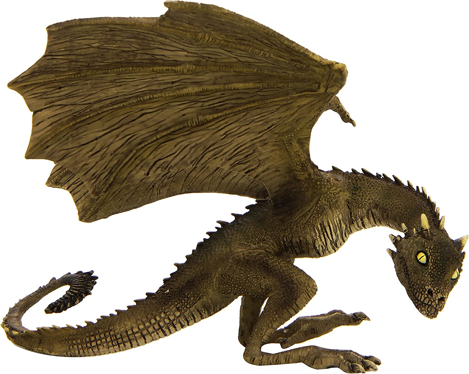 Game of Thrones Rhaegal Baby Dragon 4  Resin Statue
