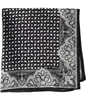 Etro - Paisley Border Pocket Square