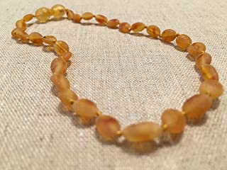 teething necklace baltic amber