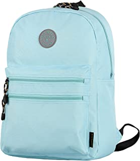 """Olympia Princeton 18"""" Backpack, Mint, One Size"""