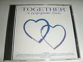 Aretha Franklin & Elton John, Dionne Warwick & Luther Vandross..