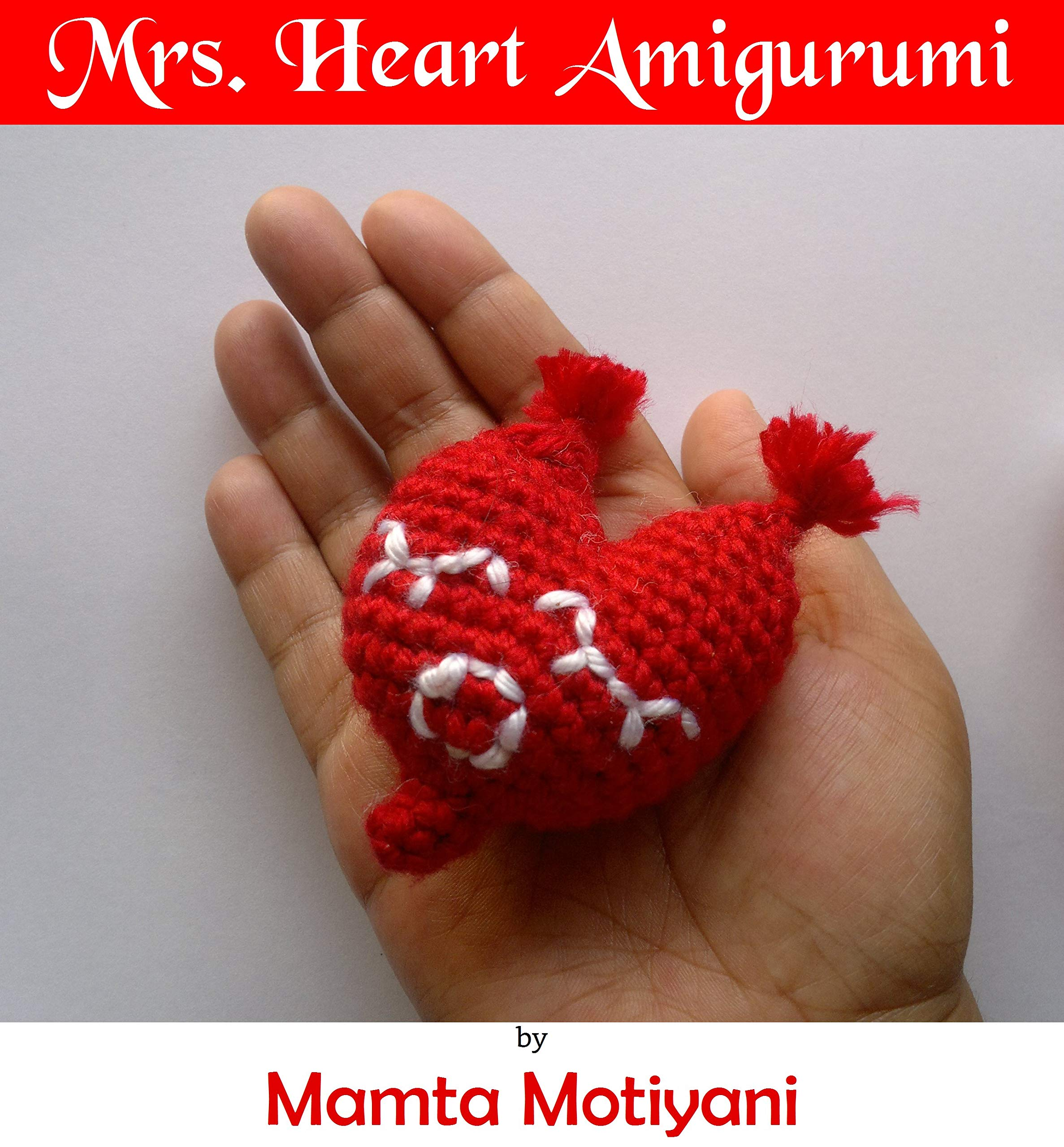 Red Heart Amigurumi Yarn - Wish I Were Stitching | 2560x2374