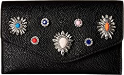 Steve Madden Crown Clutch