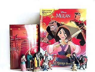 Phidal Disney Classics My Busy Book
