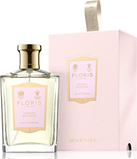 Floris London Cherry Blossom Eau de Parfum Spray, 3.5 Fl Oz
