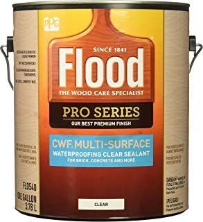 FLOOD/PPG ARCHITECTURAL FIN FLD540-01 Clear Finish Multi-Surface