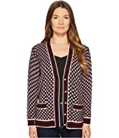 Kate Spade New York - Finer Things Diamond Boyfriend Cardigan