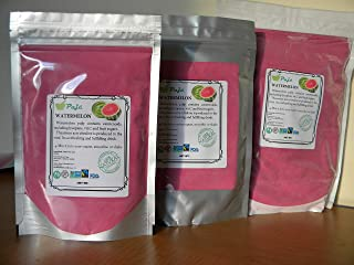 Watermelon powder 8oz 16oz 1lb 32oz 2lb 4lb - vi C, LYCOPENE refreshing , exclusive flavor - PAJE (8oz)