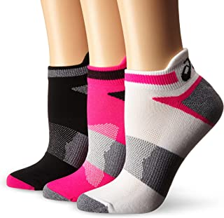 Womens Quick Lyte Cushion Single Tab Running Socks,Pack of 3