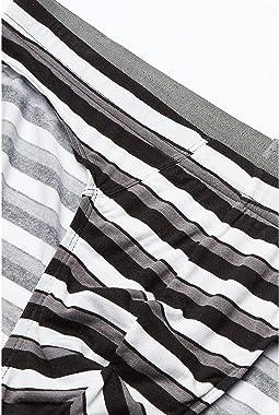 Bold Stripe/Black