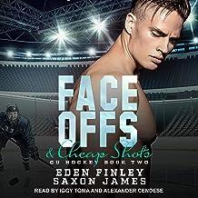 Face Offs & Cheap Shots: CU Hockey, Book 2