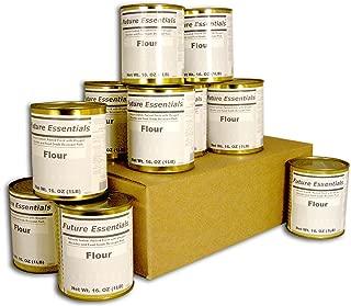 Case of Future Essentials Canned All Purpose White Flour