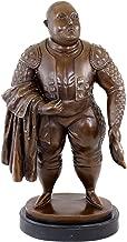 Contemporary Art Bronze Statue - Fernando Botero - Torero / Bull Fighter - Sculptures for Sale - Contemporary Sculpture