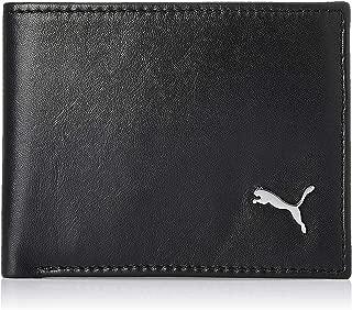 Puma Black Wallet (7171301) 90 Days Domestic Warranty