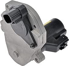 x3 transfer case actuator motor gear