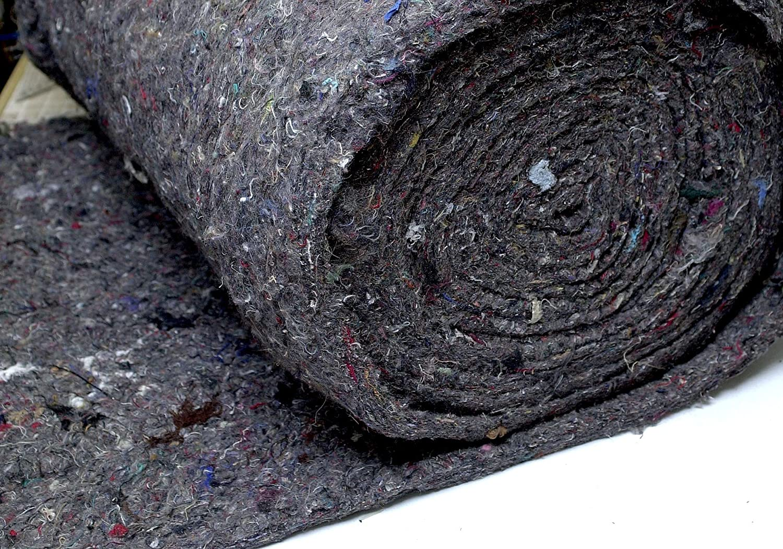 Needled Wool Wool Wool Felt schwarz 30 oz FR 27 inches w (Approx length) B00O7PQD0K | Komfort  3c8926