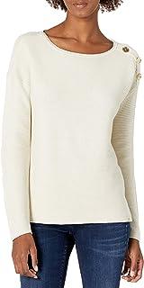 Calvin Klein Women's Casual, Winter White/Gold