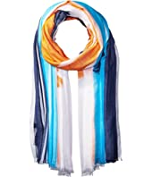 rag & bone - Striped Sunset Scarf