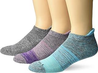 Merrell Wool Blend Cushioned Hiker Low Cut Tab Socks 3-Pair