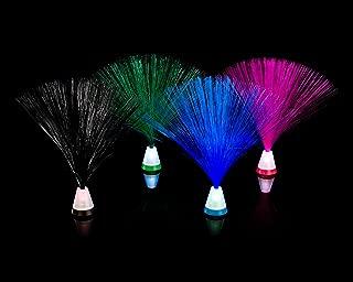 Playlearn Fiber Optic Light 4 Pack Multicolored Set 9