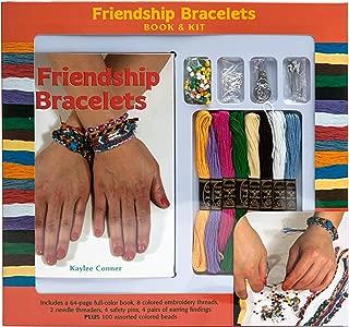 Friendship Bracelet Book & Kit