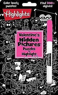 Valentine's Hidden Pictures® Puzzles to Highlight (Highlights(TM) Hidden Pictures® Puzzles to Highlight Activity Books)