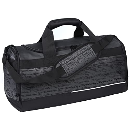 c364b3291748 MIER Mens Holdall Gym Bag Sports Duffel Bag with Shoes Compartment for  Weekender