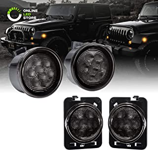 Best 2012 jeep wrangler unlimited accessories Reviews