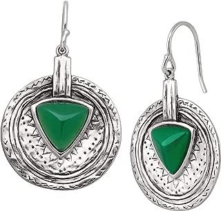 isle of green earrings