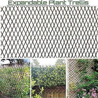 Beetzaun 4-tlg beetbegrenzer Barrière déco Barrière décorative vintage fer rabattenzaun Jardin