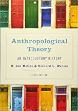 Best mcgee and warms anthropological theory Reviews