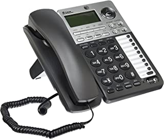 AT&T ML17939 2-Line Corded Telephone with Digital Answering System and Caller ID/Call..