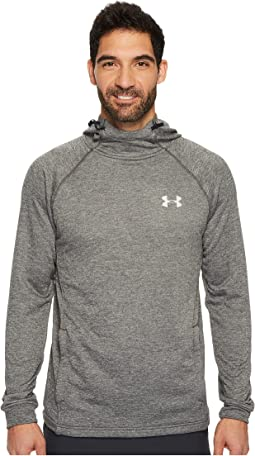 Under Armour - Tech Terry Fitted Pollover Hoodie