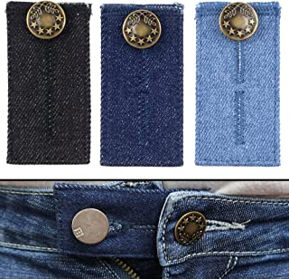 Bequeme Hosen Erweiterung, versch. Farben, für Damen und Herren, Hosenbund Verlängerung, verlängert Hosenbund bis 5 cm, fü...