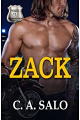 Zack (Undercover Lover Book 1) Kindle Edition