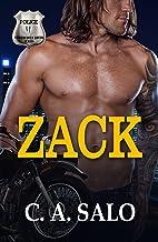 Zack (Undercover Lover Book 1)