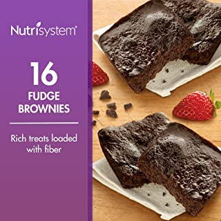 Nutrisystem® Fudge Brownies, 16 ct