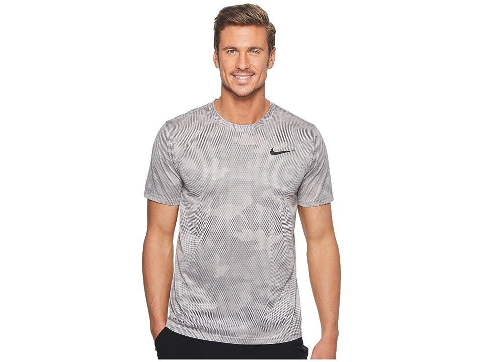 Nike Dry Legend Training T-Shirt (Atmosphere Grey/Gunsmoke) Men