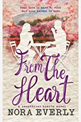 From the Heart: A Small Town Friends to Lovers Romance (Sweetbriar Hearts Book 3) Kindle Edition