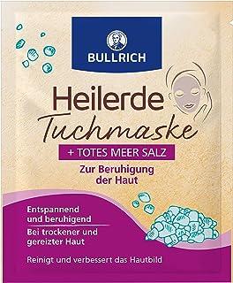 Bullrich Heilerde Tuchmaske Totes Meer Salz, 20 g