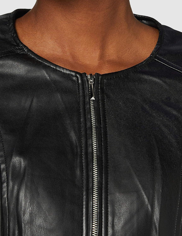 Only Onljenny Faux Leather Jacket Cc Otw Giacca Donna