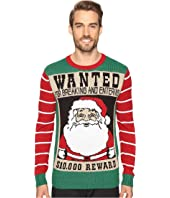 TravisMathew - Wanted Santa Sweater