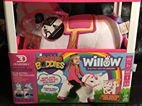 Dynacraft 6v Ride-On Stable Buddies Willow Unicorn