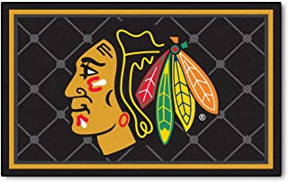 FANMATS NHL mens 4x6 Rug