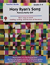 Nory Ryan's Song - Teacher Guide by Novel Units
