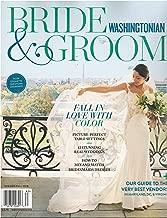 Bride & Groom Washingtonian Magazine Summer Fall 2018