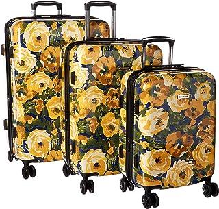 "Isaac Mizrahi Bonitas 4-pc Set (22"",26"",29"", 311 Bag), Yellow, One Size"