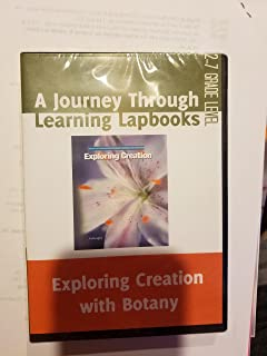 Exploring Creation with Botany Lapbook CD-ROM (Science Lapbooks)